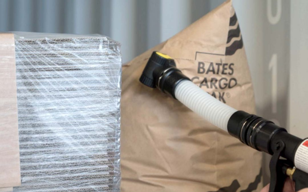 STRIKER airbags – novinka od společnosti BATES CARGO PAK